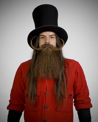 The best beard contest (12 pics)