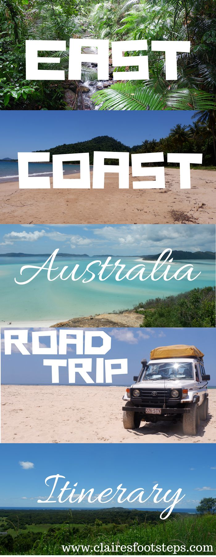 Searching for an east coast Australia road trip itinerary? This suggested route will take you through the highlights and hidden gems of the east coast of Australia, including spots in Queensland, New South Wales and Victoria. Split into three sections: Cairns to Brisbane drive, Brisbane to Sydney drive and Sydney to Melbourne drive, and with Australia hostel recommendations and plenty of travel tips for Australia, this is the only Cairns to Melbourne drive itinerary you'll need. Click…