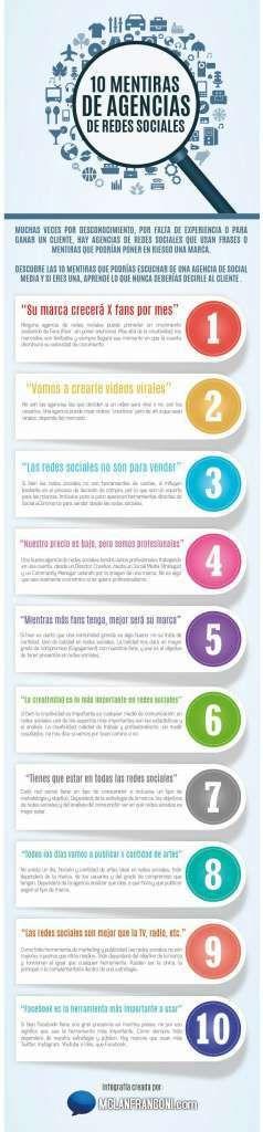 Las 10 mentiras sobre redes sociales de agencias de comunicación 2.0 - http://conecta2.cat/las-10-mentiras-sobre-redes-sociales-de-agencias-de-comunicacion-2-0/ @Conecta2cat