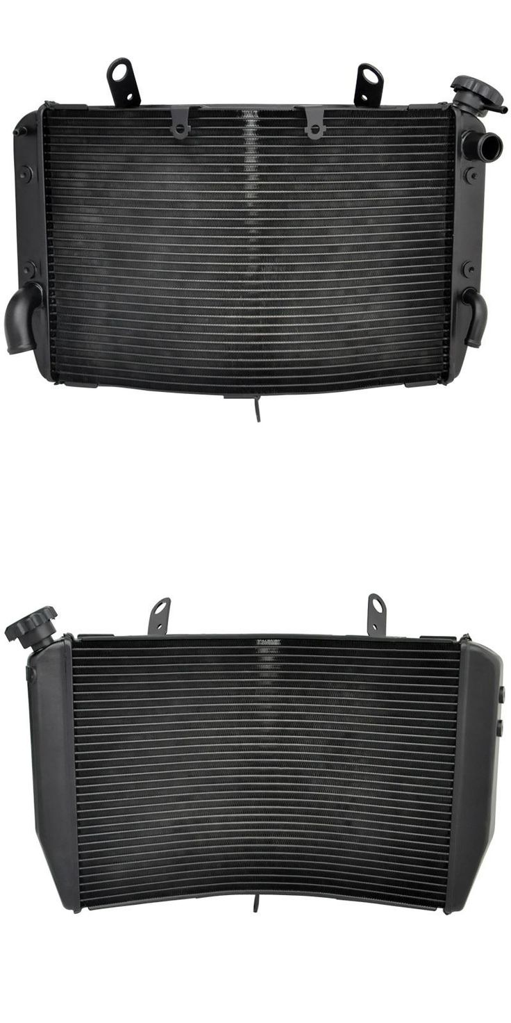 [Visit to Buy] For YAMAHA YZFR1 YZF-R1 2004 2005 2006 YZF R1 04 05 06 Motorcycle Parts Aluminium Cooling Cooler Replacement Radiator NEW #Advertisement