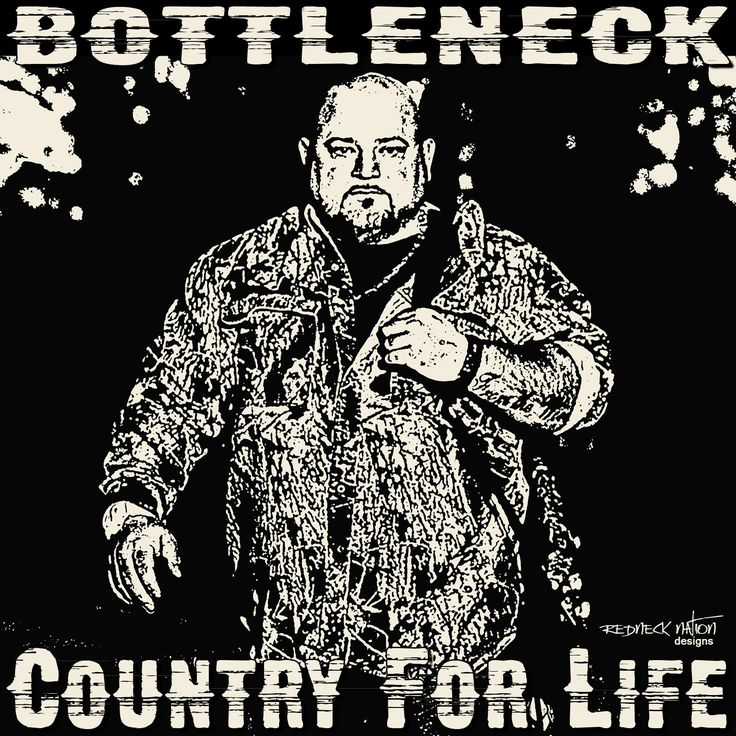 BOTTLENECK- Shotgun song (featuring Moccasin Creek)  (Country For Life A...