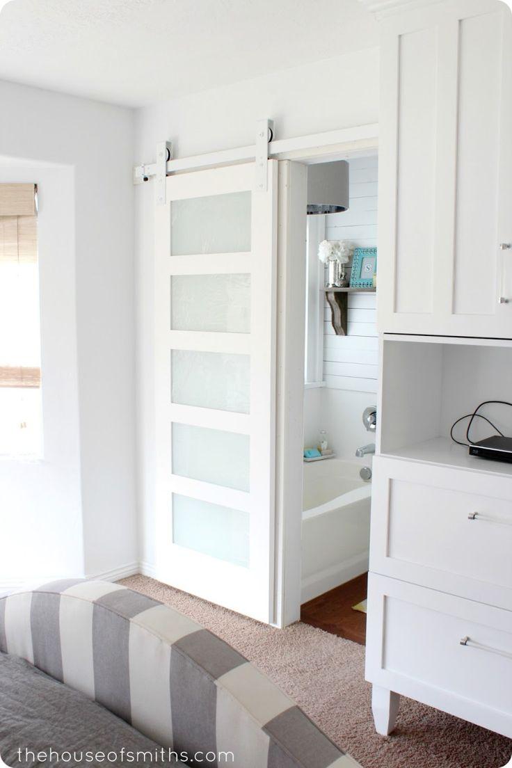 Las 25 mejores ideas sobre puertas correderas en pinterest - Puertas interiores correderas ...