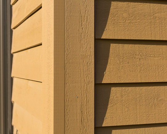 Corner Same Colour As Siding For The Home Pinterest