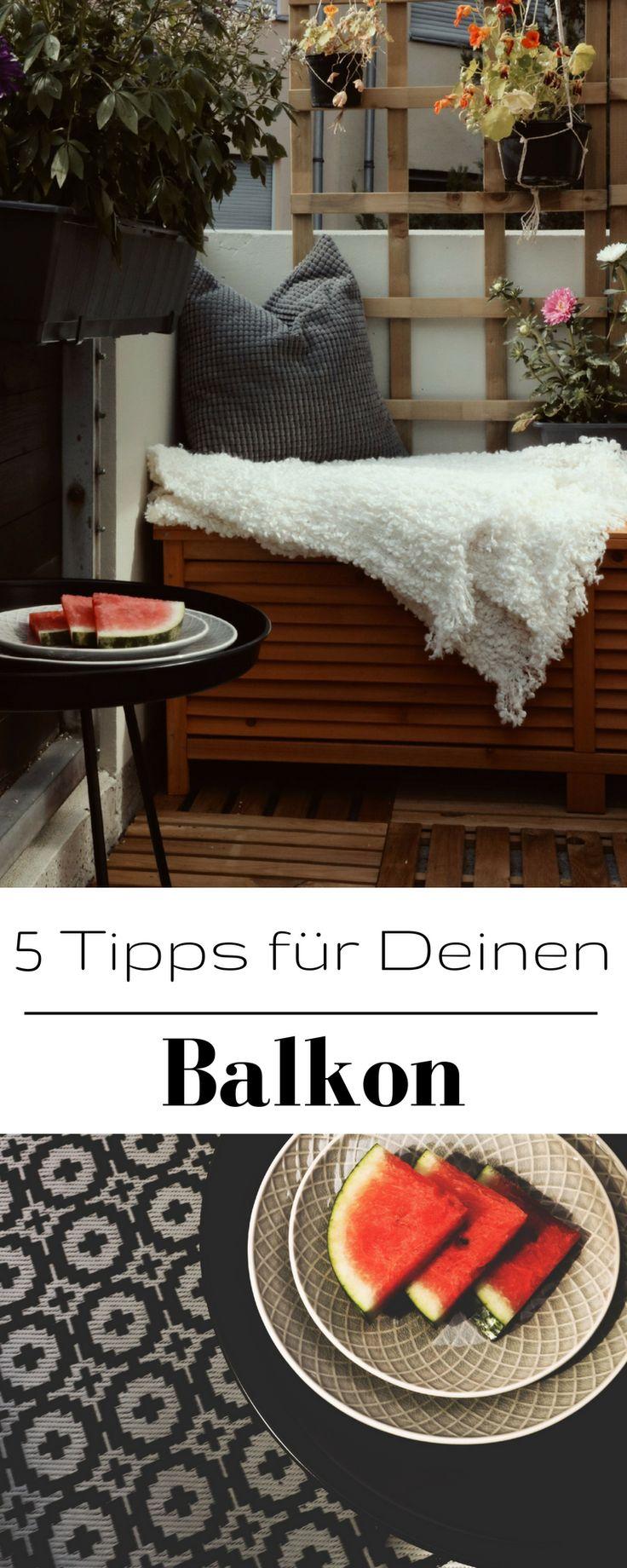 117 best Balkon Gedanken images on Pinterest