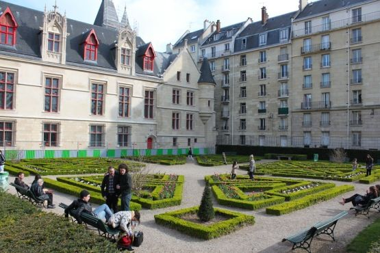 17 best images about les jardins secrets de paris on for Jardin animaux paris