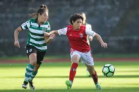 Futebol Feminino Abrantes: Sporting Vence em Braga em duelo de Titãs, Capeta ...