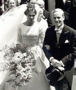 Königliche Hochzeit in den 60er Jahren ...