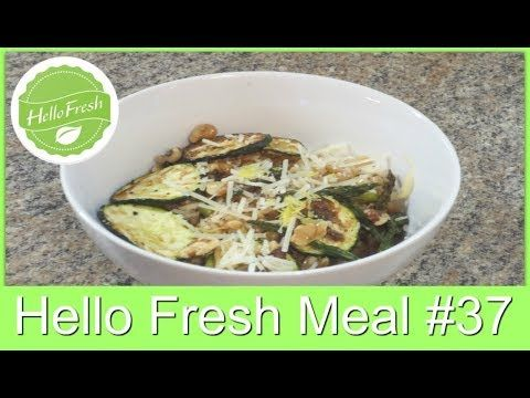 Hello Fresh Meal # 37 - Farro Bowl with Grilled Veggies + Promo Code!