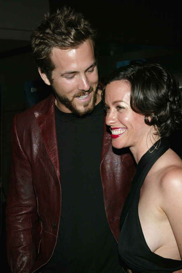 Ryan Reynolds and Alanis Morissette date in the past