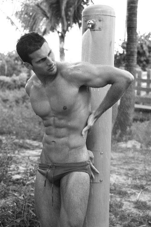 Gay hot shower