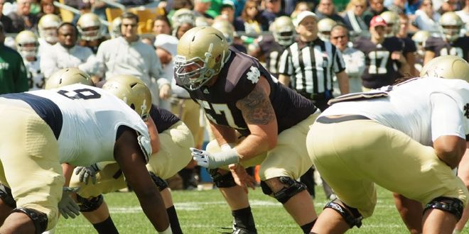 Mike Golic, Jr's Notre Dame career took a while to get going before it got on track, and the former Fighting Irish lineman is hoping the same will one day be said of an NFL career. Golic played in just three games in his first two years at Notre Dame in 2008 (redshirt) and 2009 ...
