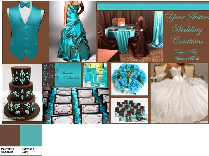 Brown And Teal Wedding Ideas: 17 Best Ideas About Chocolate Brown Wedding On Pinterest