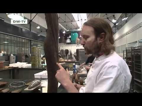 Der Schokoladen-Künstler #PatrickRoger