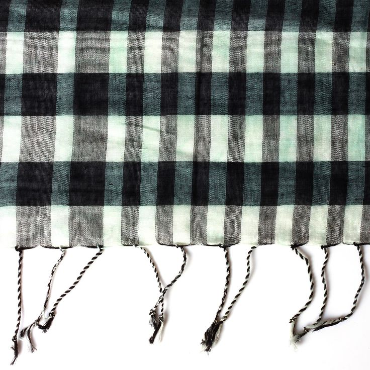 Stripes and Checks Stole - A selection of stoles featuring stripes and check patterns in different colour options.