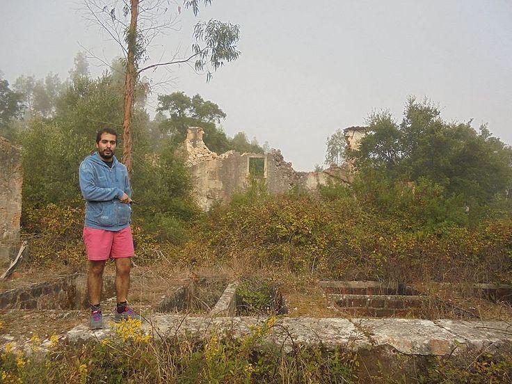 LamaLentos - Alcanena - Caminhada com património: o património industrial e técnico de Alcanena - 3 / 42