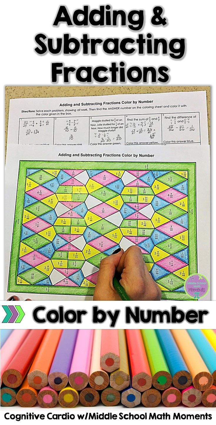 Adding Fractions Coloring Worksheet Printable Worksheets Are A Precious Lecture Room Tool T In 2021 Subtracting Fractions Adding And Subtracting Fractions Fractions [ 1440 x 734 Pixel ]