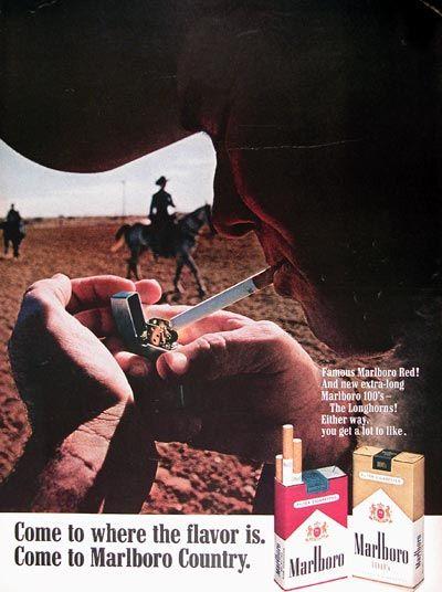 1968 Marlboro Man #025184
