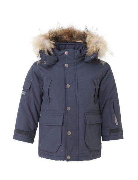 VER de TERRE | Eskimo jacket w/fur 2-16 yrs
