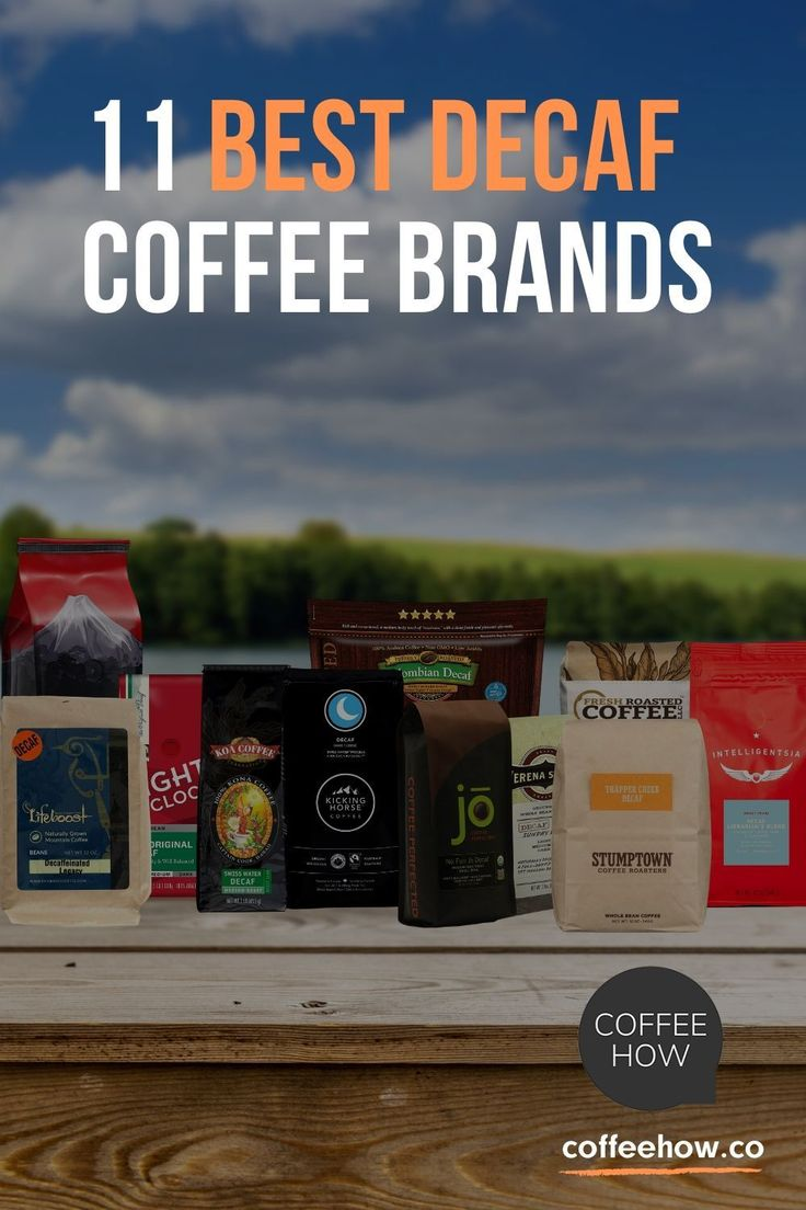low acid decaf coffee in grocery stores