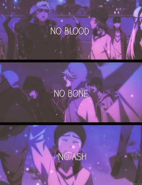 Misaki, when u cry I cry ;-; <== Seriously though every time that he cried I was about to cry and I don't cry a lot
