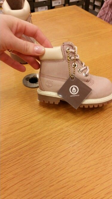 Baby Timberland..adorable!