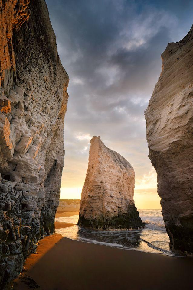 Botany Bay in Kent  Photo by: Kelvin Atkins