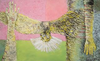 Conclusions, Commentary and Criticism: A Visual Art Blog: Cutter:  A painting about self injury