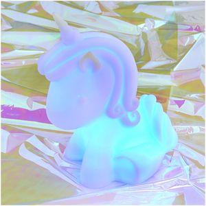Colour-Changing Unicorn Mood Light: Image 1