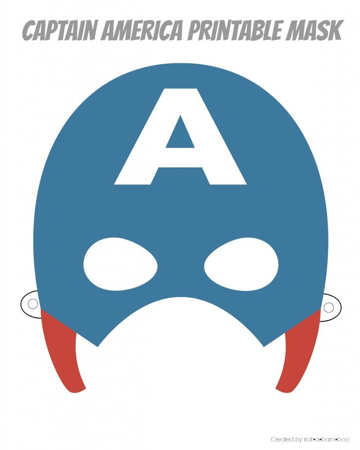 avengers mask template - 238 best captain america printables images on pinterest