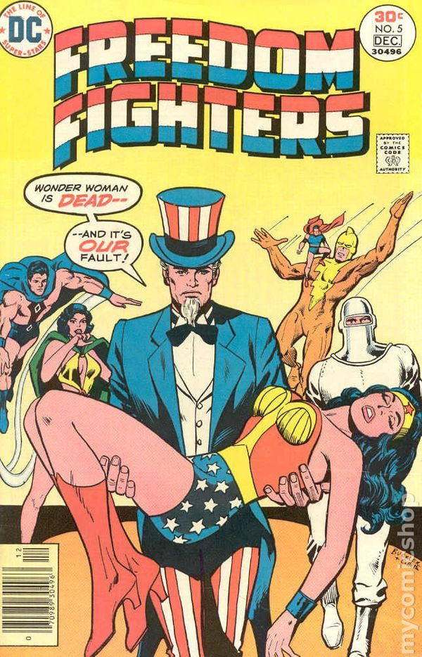 Image Result For Freedom Fighters Dc  With Images