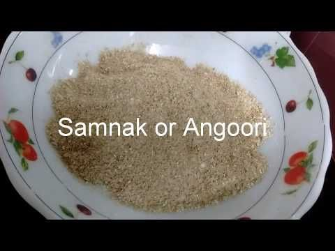 angoori or samnak for sohan halwa wheat sprouts at home youtube sprouts yummy food snacks on hebbar s kitchen halwa id=69834