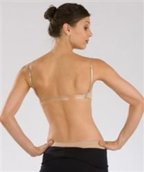 Replacement band for clear back bra