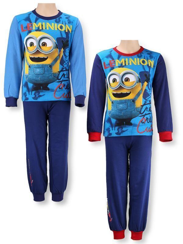 Pyjama Long Minions ref 183
