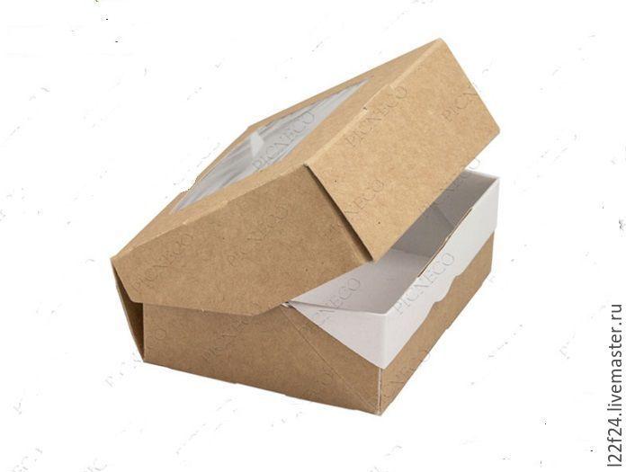 Купить или заказать Коробка  ВК024 в интернет-магазине на Ярмарке Мастеров. Уютная коробочка с окошком для упаковки мыльных фантазий. Помещается фигурное мыло весом 100 грамм. Через прозрачное окно, хорошо видно содержимое, что делает такую упаковку более привлекательной . Коробочка отлично подойдет для упаковки пряников-печенья, для упаковки мыла. .Изготовлена из экологического, биоразлагаемого мате…