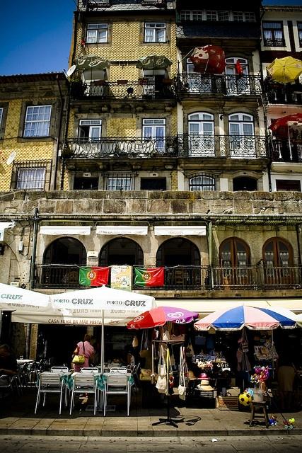 Calles de Oporto, Portugal