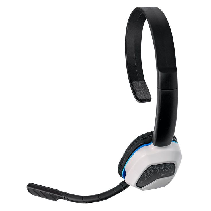 Afterglow LVL 1 Wired Chat Headset for PS4 #051-031-NA-WH