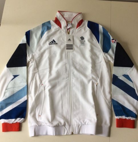 Olympic-Team-GB-Rain-Jacket-Great-Britain-ATHLETE-ISSUE