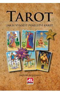 Tarot - jak si vyložit poselství karet #alpress #tarot #karty #knihy #esoterika