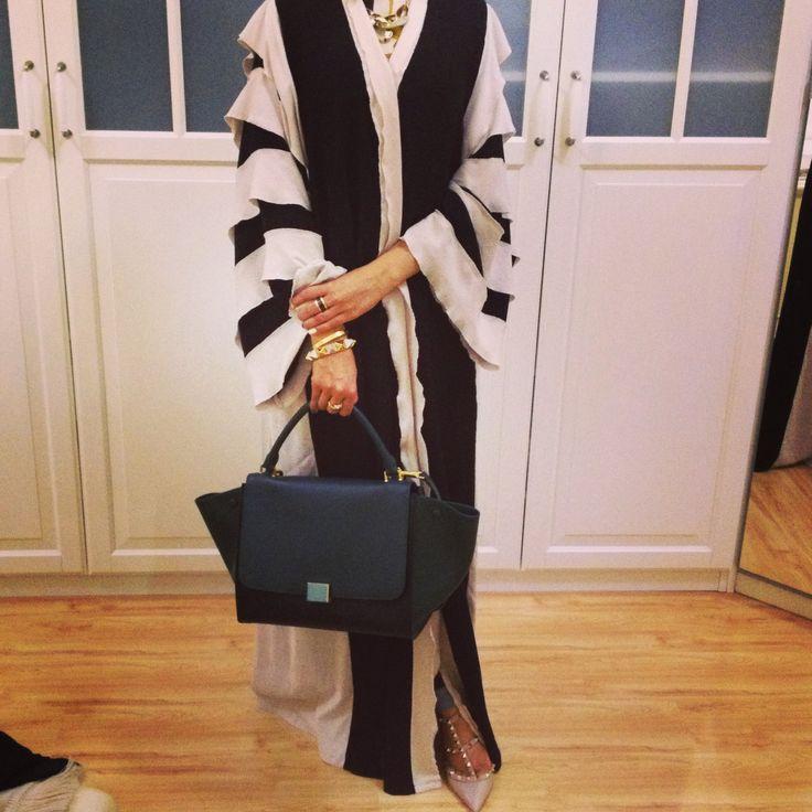 In #Roselle #abaya