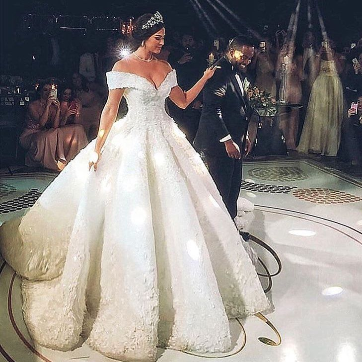 Inexpensive Customized Wedding ceremony Clothes Impressed by Haute Couture designs