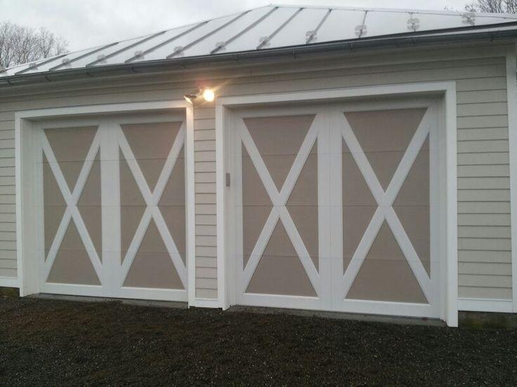 Raynor Garage Doors Rockcreeke Series Installed In Millbrook, NY By Dutchess  Overhead Doors. Carriage House Garage Door Style | Pinterest | Raynor Garage  ...