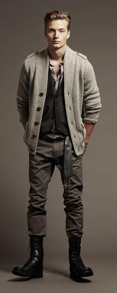 Cardie vest overlay.. oh yeah!