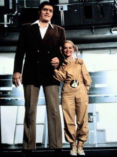 Richard Kiel, Blanche Ravalec, James Bond 007 - Moonraker - Streng geheim