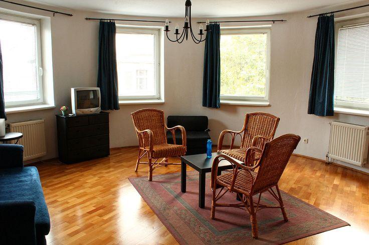 Tágas nappali / spacious #livingroom
