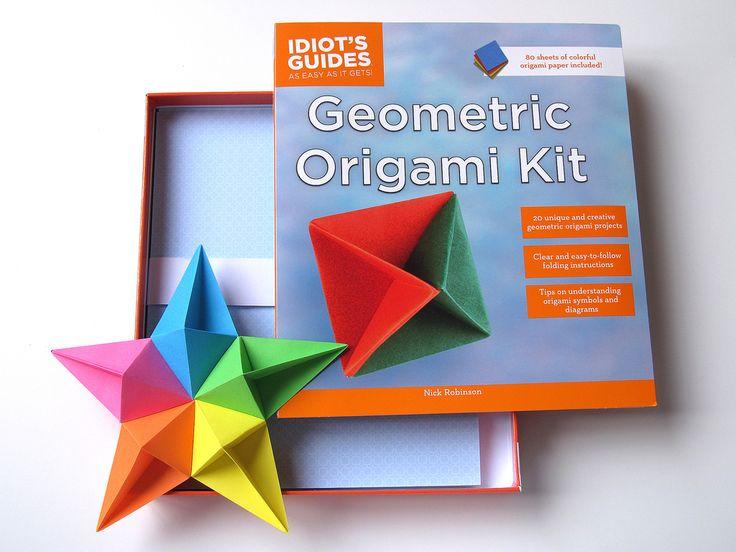 Modular origami, no cuts, no glue, 5 squares of copy paper, 10 cm x 10 cm.  Designed and folded by Francesco Guarnieri, February 2012. CP: http://guarnieri-origami.blogspot.it/2012/11/stella-diamante-1-francesco-guarnieri.html The diagrams are published in the book by Nick Robinson: Idiots's Guide: Geometric Origami Kit http://www.nickrobinson.info/origami/books/idiots_guide_geometric_origami.php