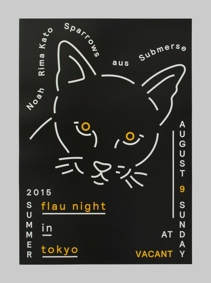 flau night 2015 Flyer design for flau's label show case. Year: 2015 Client: fl...