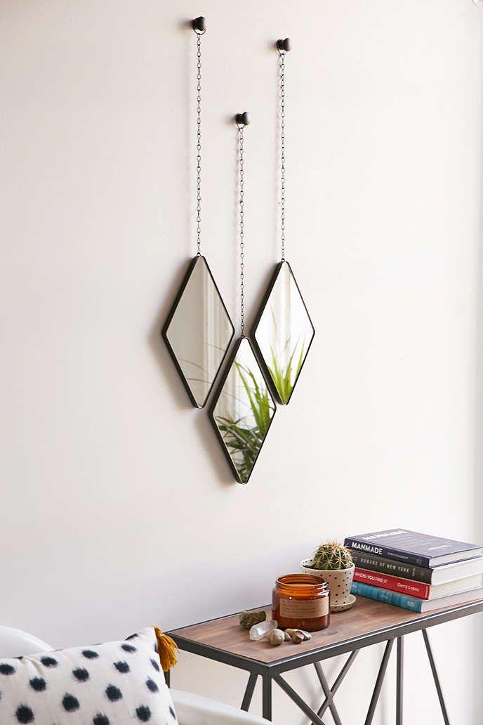 Ensemble de miroirs Dima Uma - Urban Outfitters