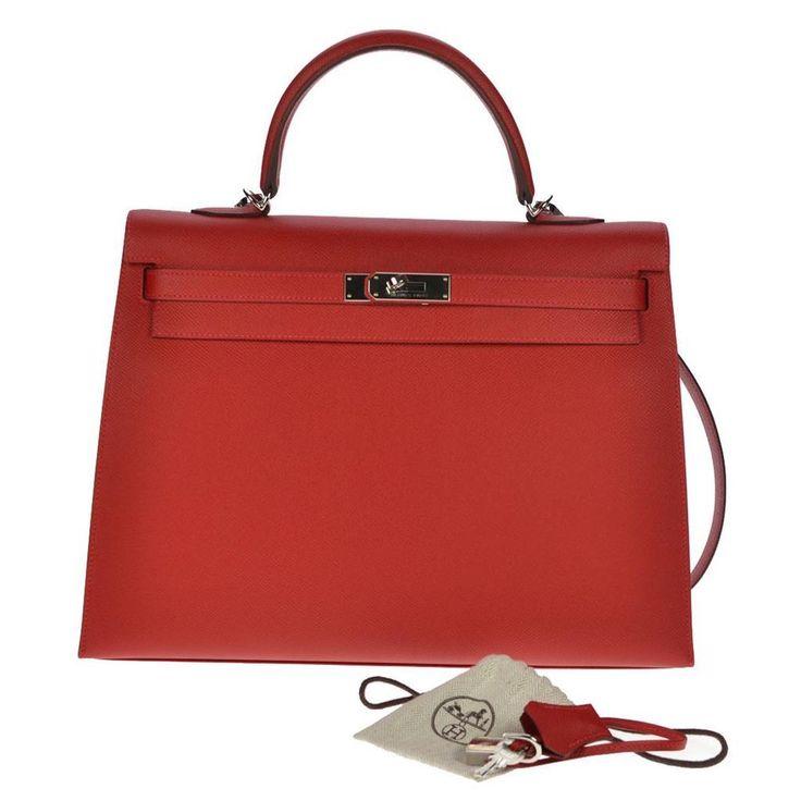 where can i sell replica handbags - hermes evelyne leather gm bronze cross body bag