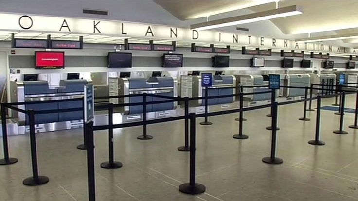 ABC7 News investigation prompts Oakland airport security crackdown - vulnerabilities to drug smuggling by airport staff still exist -  http://abc7ne.ws/1KSaatm