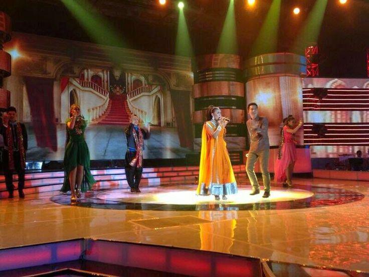 Duet Senior KDI & Finalis KDI 2014, Ifan KDI Dijemput Di Babak 8 besar | Audisi Kontes Bintang KDI